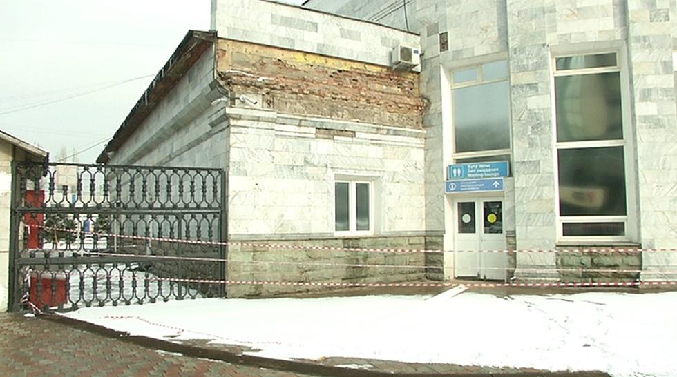 Полиция возбудила уголовное дело по факту ЧП на вокзале «Алматы-2»