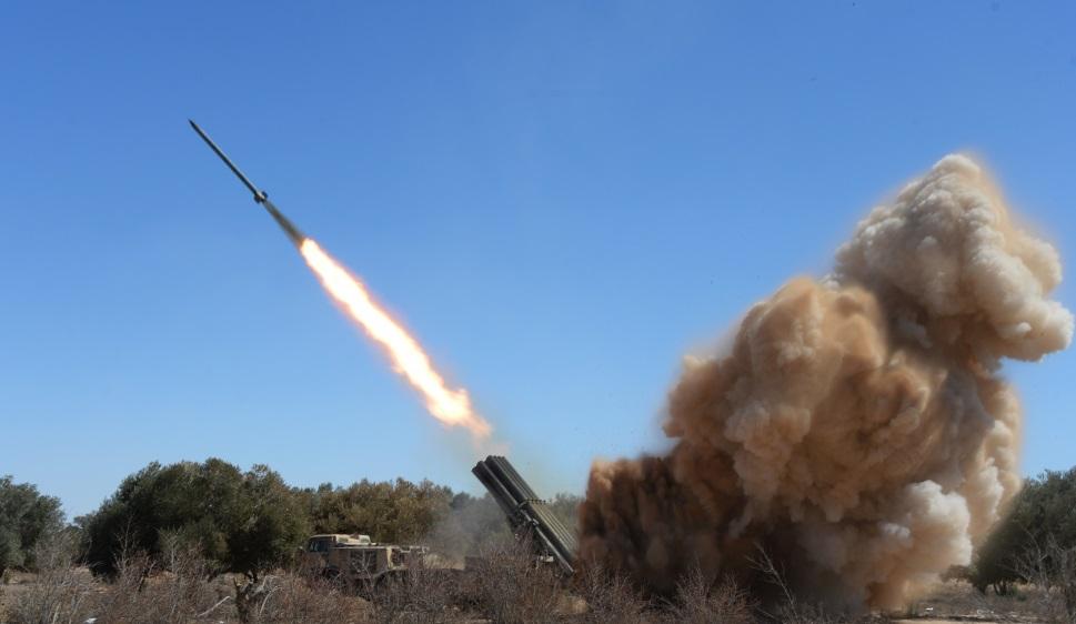 По военной базе США в Ираке нанесен ракетный удар