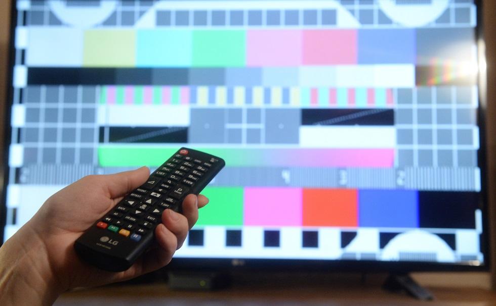 Теле и радиовещание временно отключили в Казахстане