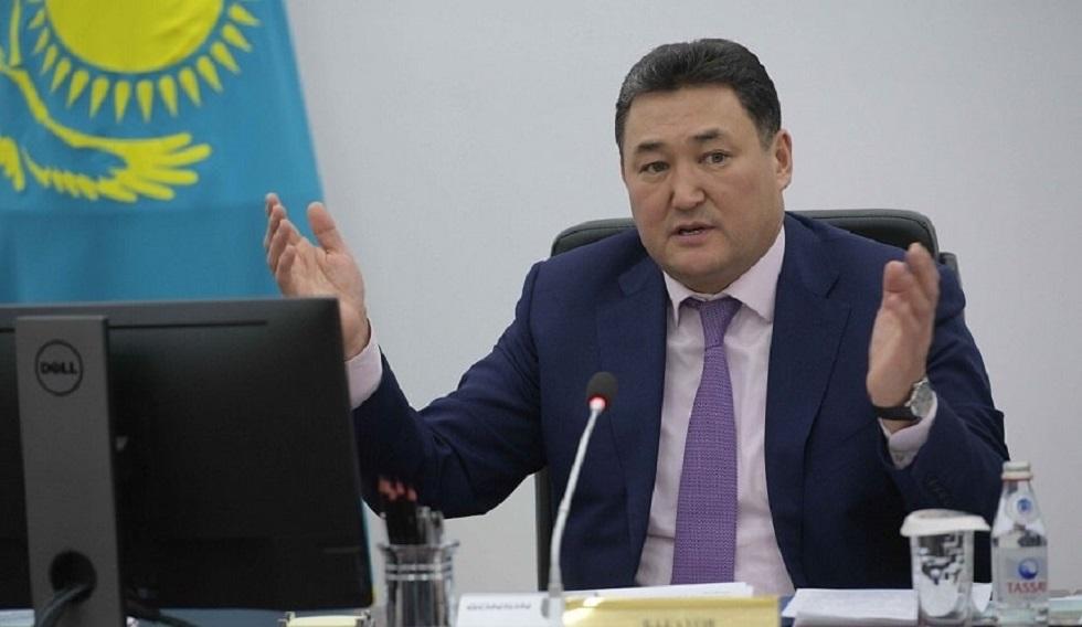 Информацию о задержании главы Павлодарской области прокомментировали в пресс-службе акимата