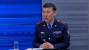 """""""Сергек"""" камералары жайлы Алматы әкімшілік полиция басшысы AKIMAT LIVE эфирінде айтып берді"""