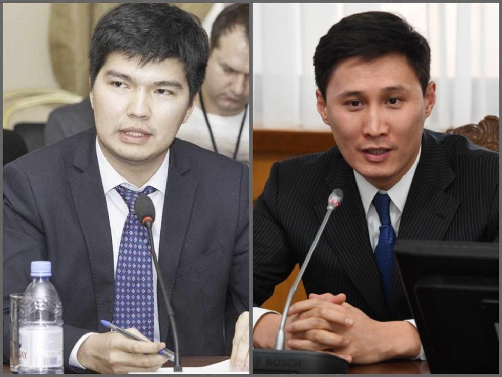 Алматының Алатау және Түрксіб аудандарының жаңа әкімдері тағайындалды