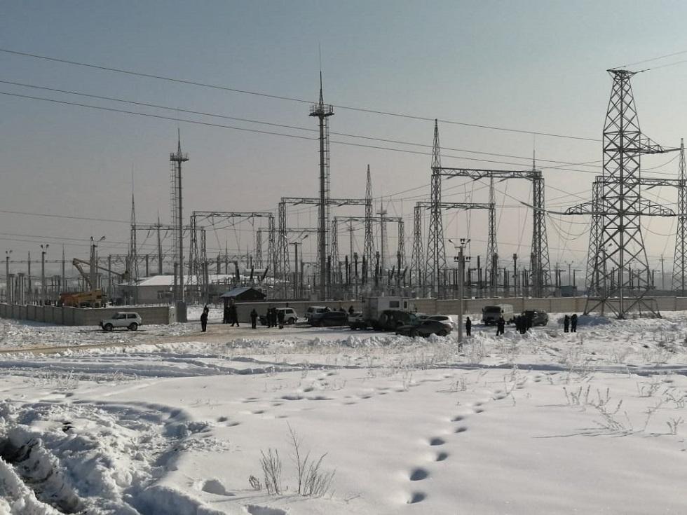 """Электроподстанцию """"Каскелен"""" запустили в Алматинской области"""