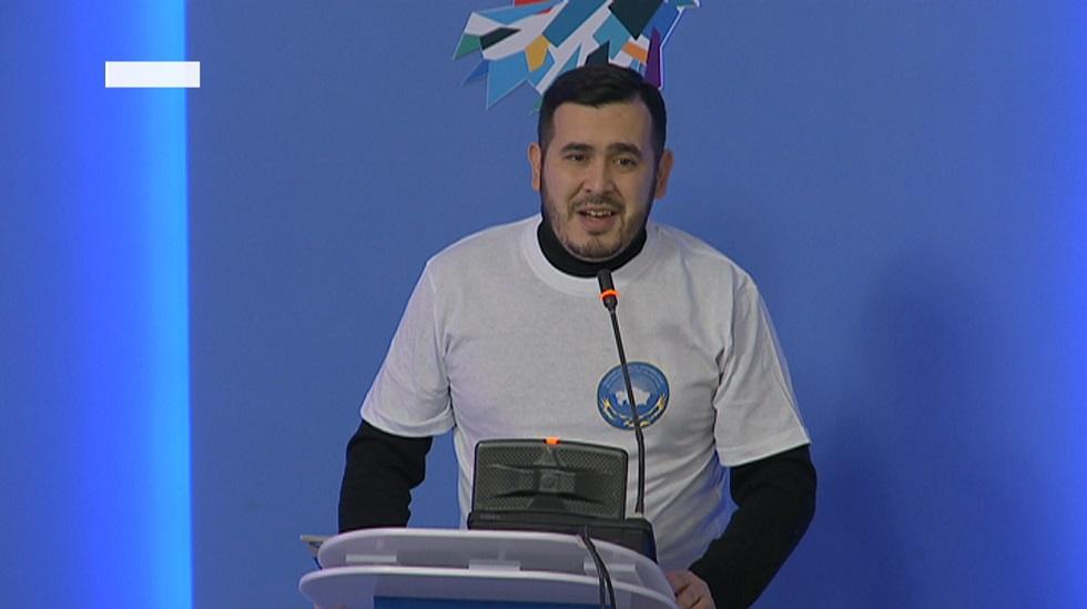 АНК будет сотрудничать с молодёжными организациями Алматы