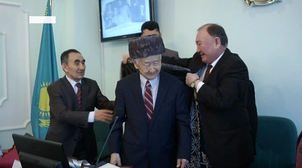 Юбилей учёного Ракыша Амира отметили в Алматы