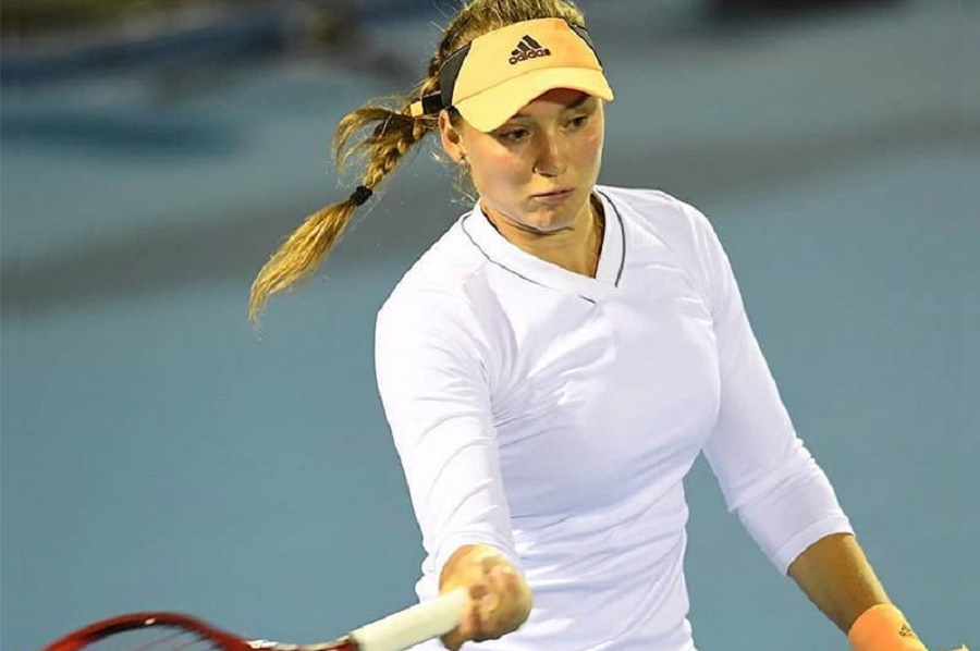 Елена Рыбакина победила на турнире WTA в Австралии