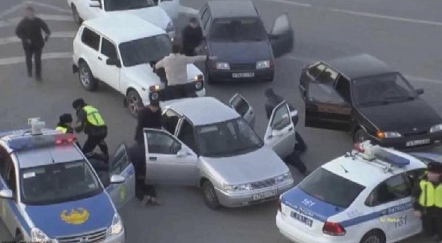 Ограбление АЗС: в полиции рассказали новые подробности