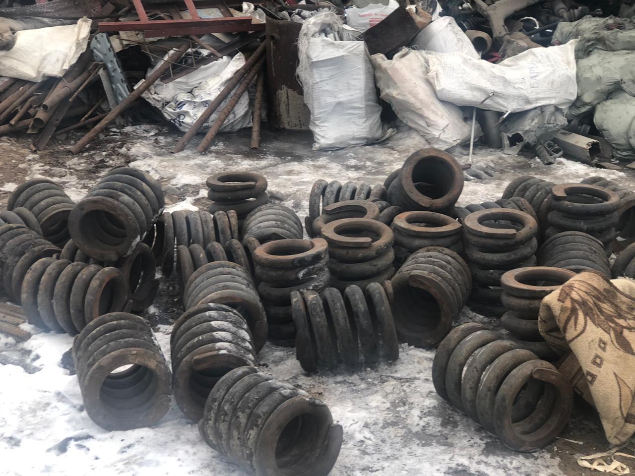 Украдено более 50 амортизаторов железнодорожных вагонов: два человека задержано