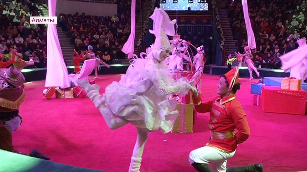 Қазақ мемлекеттік циркі Монако мен Испанияға жол тартпақ