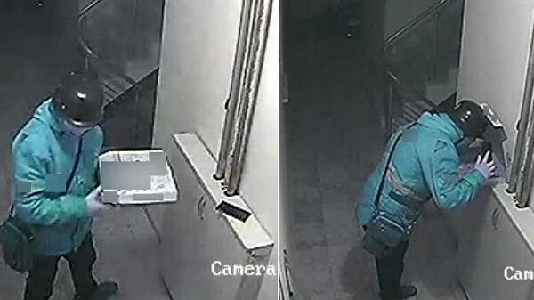 Курьеру, плюнувшему в пиццу, грозит 18 лет тюрмы