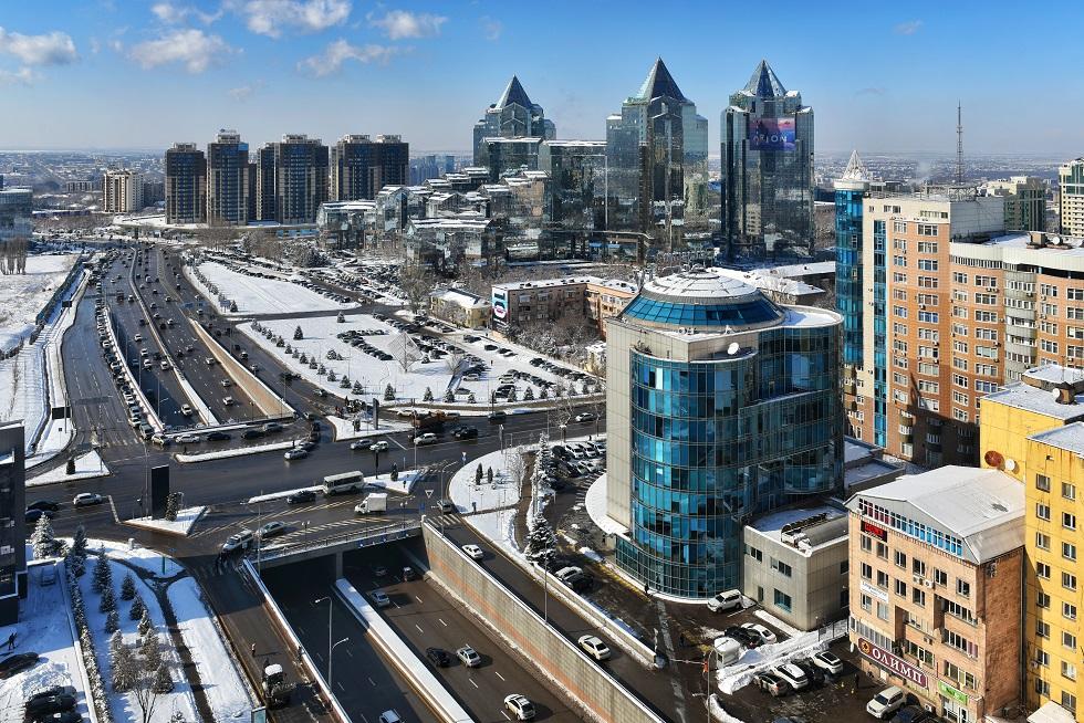 Экономика Алматы улучшилась