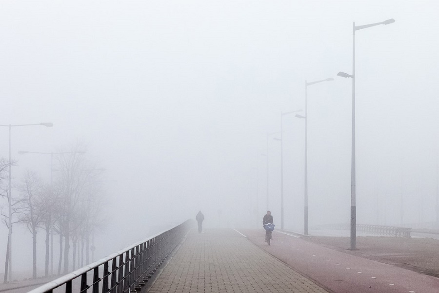 Штормовое предупреждение объявили в пяти регионах Казахстана