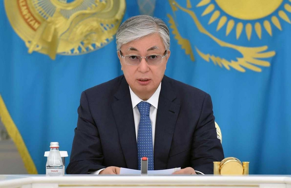 Президент Казахстана поручил правительству принять меры в связи со вспышкой пневмонии в Китае
