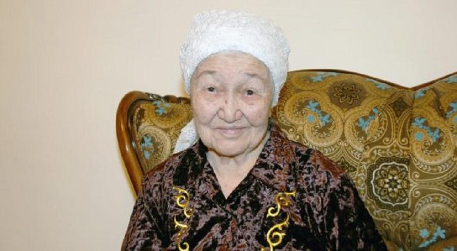 Скончалась супруга легендарного писателя-партизана Касыма Кайсенова