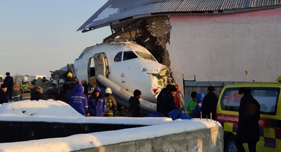 Месяц спустя: крушение самолета Fokker-100 под Алматы
