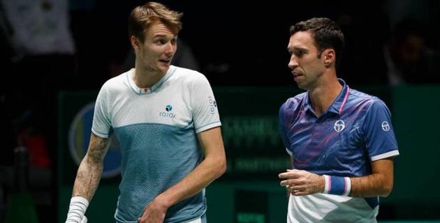 Впервые в истории: казахстанские теннисисты вышли в полуфинал Australian Open