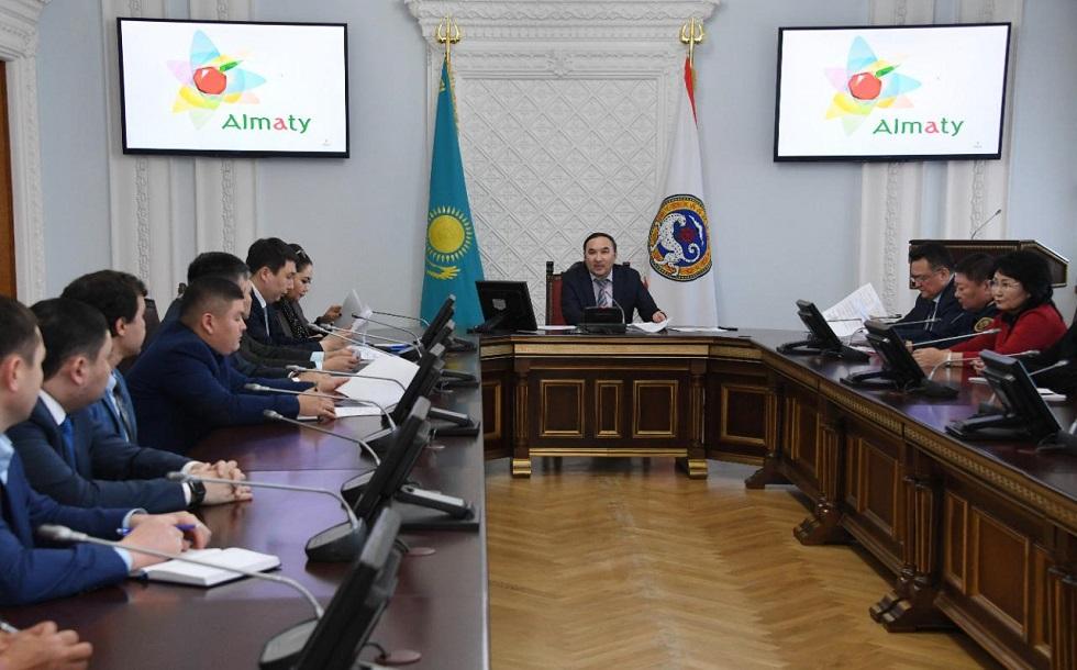 В Алматы состоялось заседание регионального штаба по предупреждению распространения коронавирусной инфекции