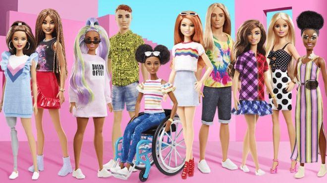 Барби-инвалиды появятся в продаже в этом году