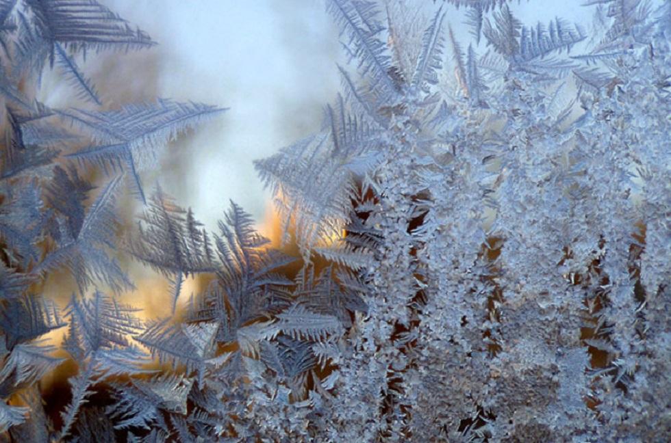 В Восточном Казахстане температура воздуха понизилась до 36 градусов мороза