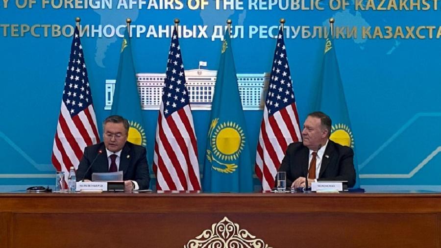 Госсекретарь США сделал заявление об этнических казахах в лагерях Синьцзяна