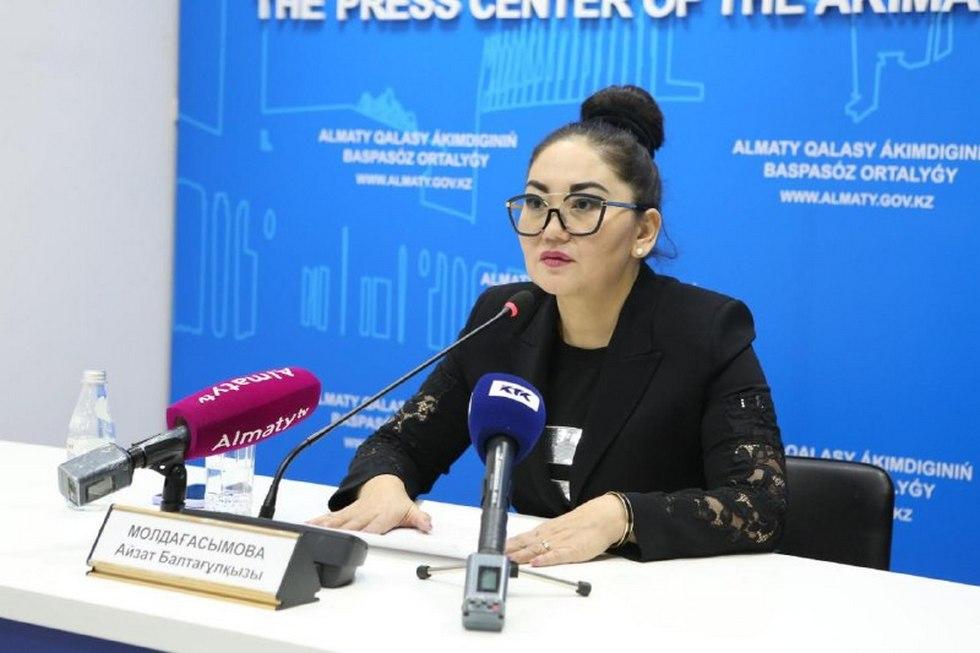 С 1 февраля в Алматы усилен санитарно-карантинный контроль над всеми международными рейсами