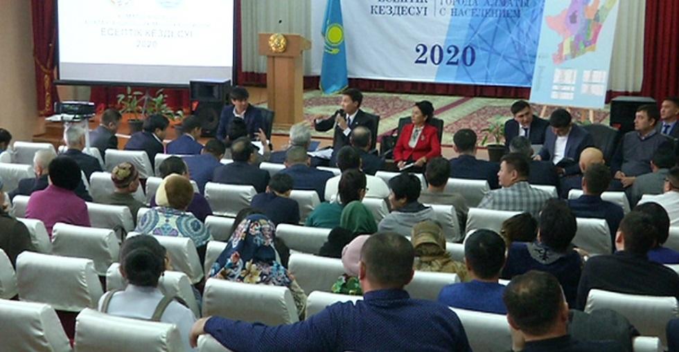 Пять школ построят в Алатауском районе Алматы