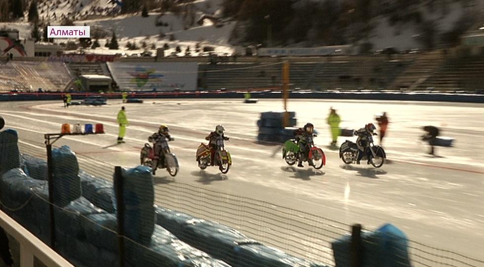 Первый этап Чемпионата мира по мотогонкам завершился в Алматы
