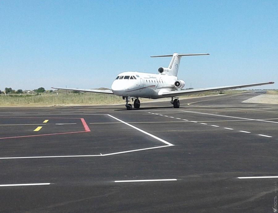Аэропорты Ушарал и Урджар реконструируют для развития туризма