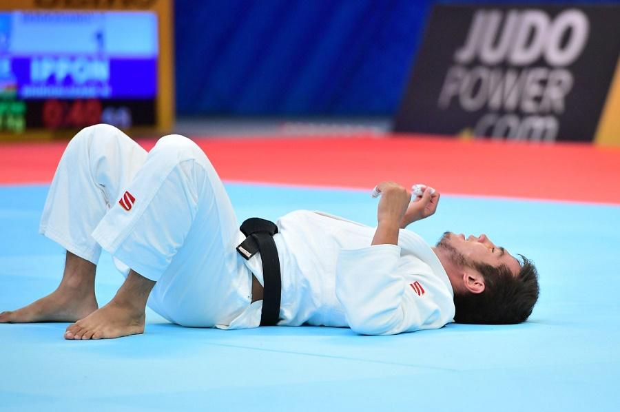 Дзюдоист Ерлан Серикжанов не примет участие в Grand Slam в Париже