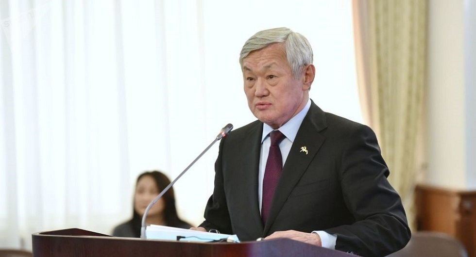 Бердибек Сапарбаев назначен акимом Жамбылской области