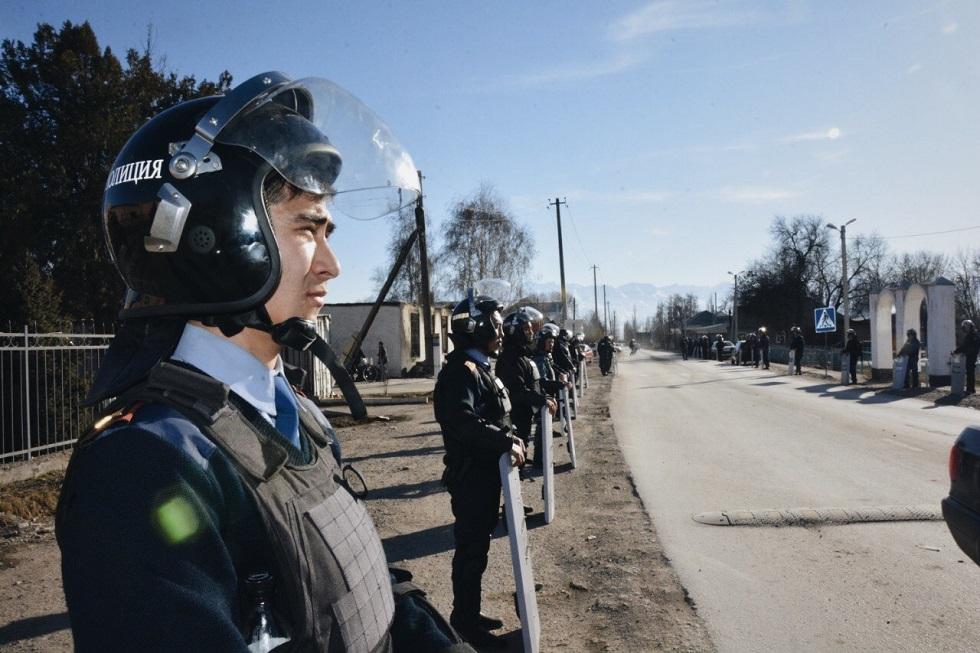 Беспорядки в Кордайском районе: среди раненых полицейских первый зам. начальника ДП Алматинской области