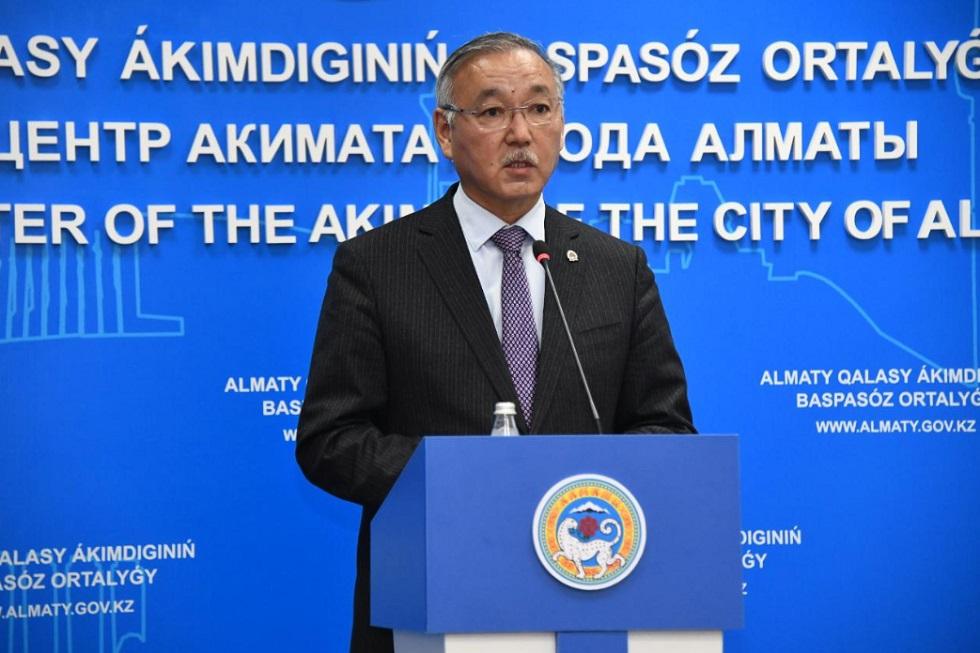 По поручению акима Алматы, в Медеуском районе освещение установят на 279 улицах и 27 дворах