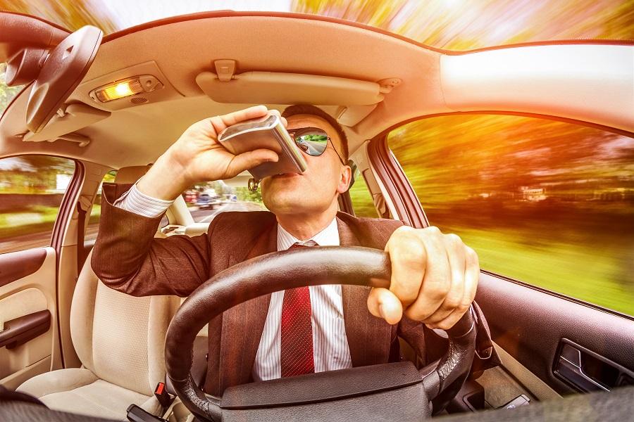 В Алматинской области выявлены 12 пьяных водителей за сутки