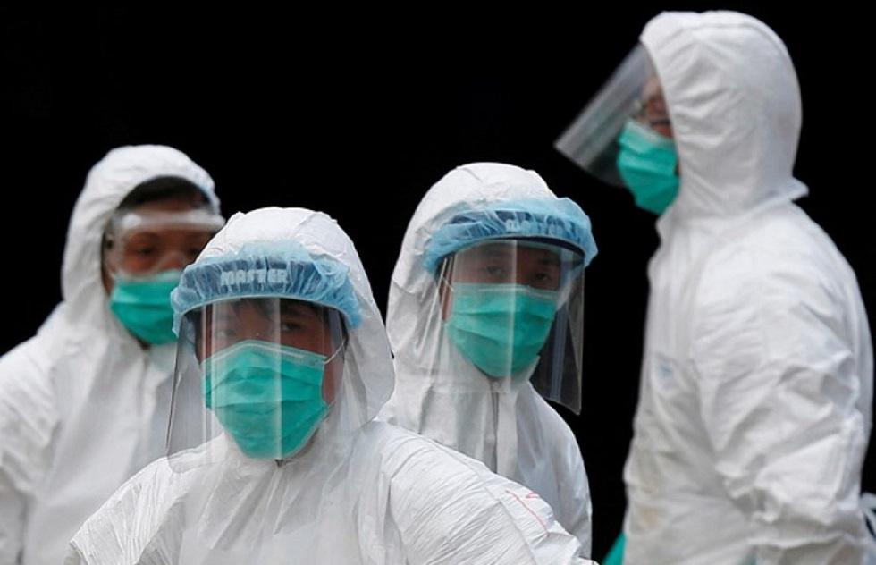 Число зараженных коронавирусом медиков достигло двух тысяч в Китае