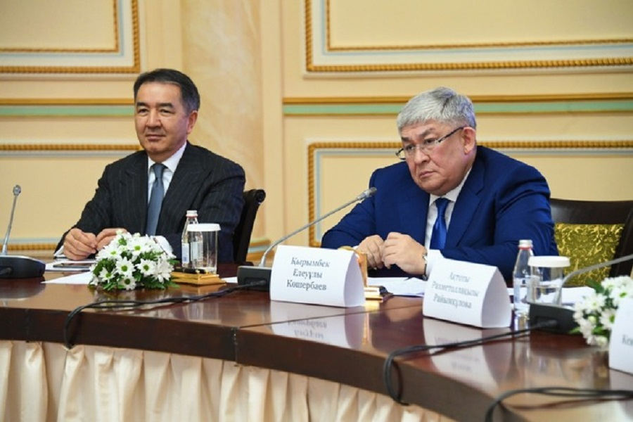 Сагинтаев: поддержка писательского сообщества будет усилена