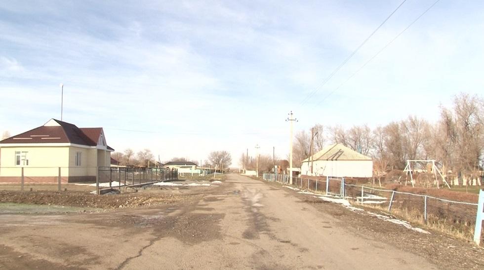 Жители поселков Жамбылской области два года живут без воды