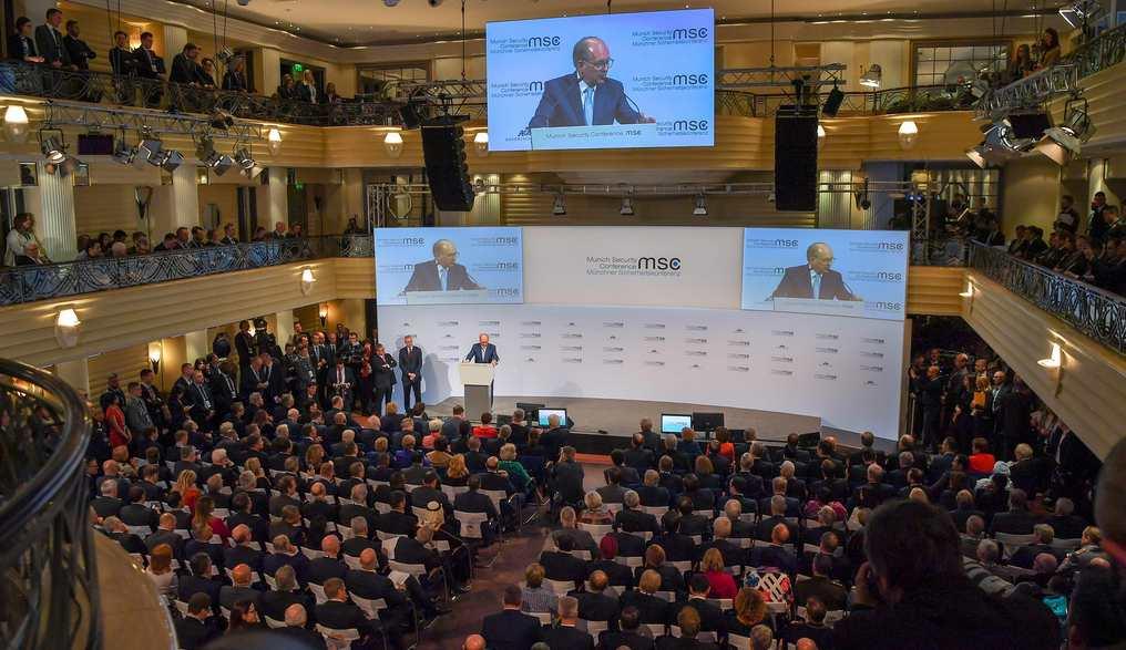 Президент Казахстана принял участие в официальной церемонии открытия 56-й Мюнхенской конференции по безопасности