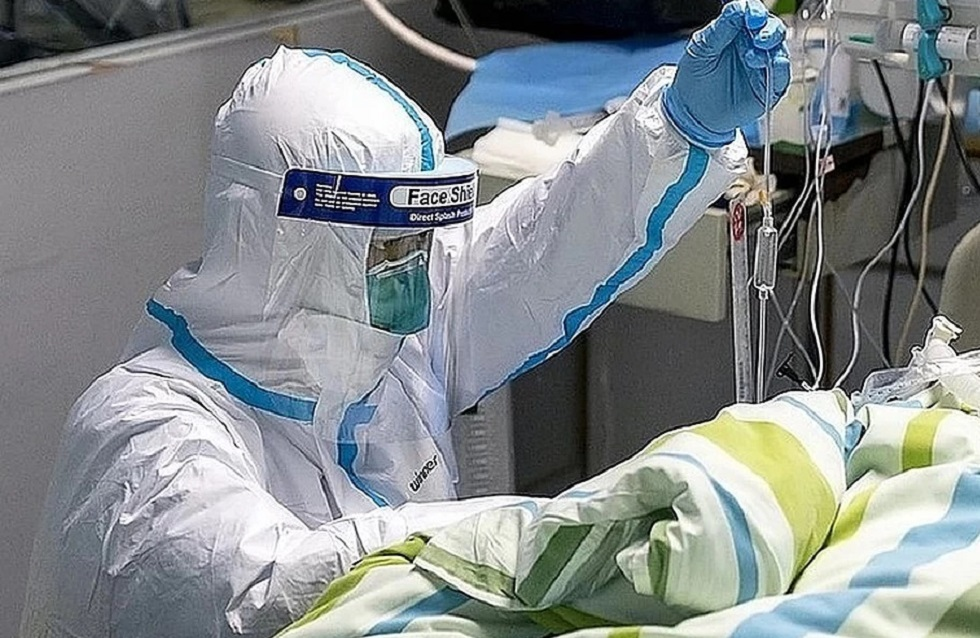 Двухмесячного ребенка вылечили от коронавируса