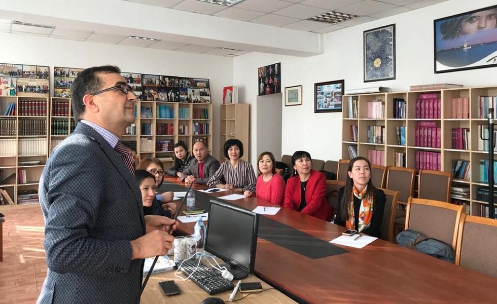 В КазНУ им. аль-Фараби профессора обсудили способы решения проблем образования