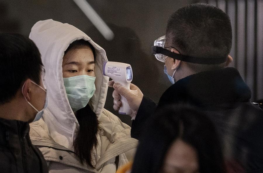 Смертную казнь за сокрытие заражения коронавирусом вводят в Китае