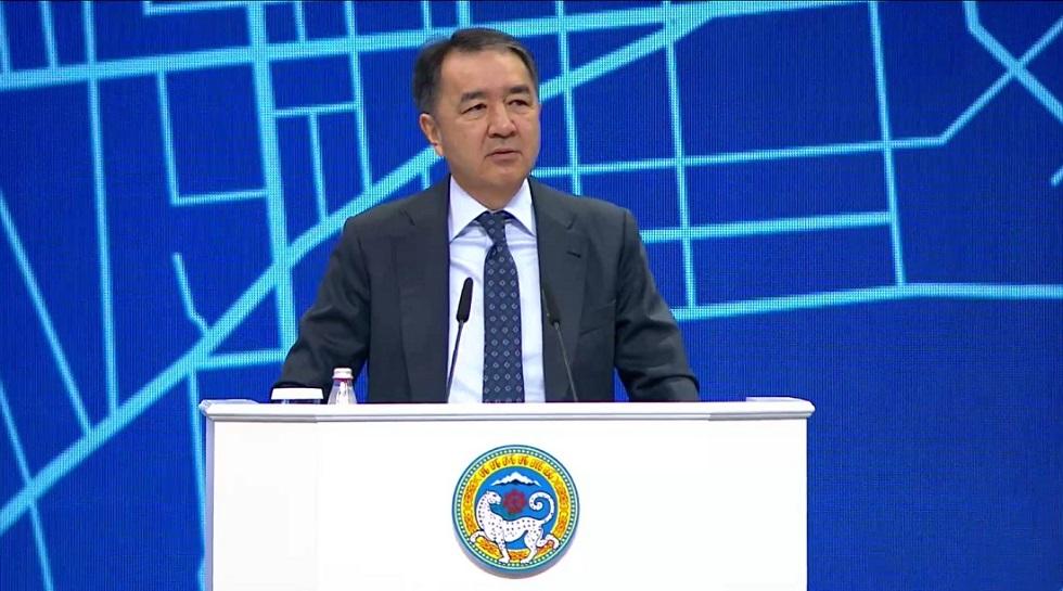 Бесхозные сети передаются на баланс города - аким Б. Сагинтаев
