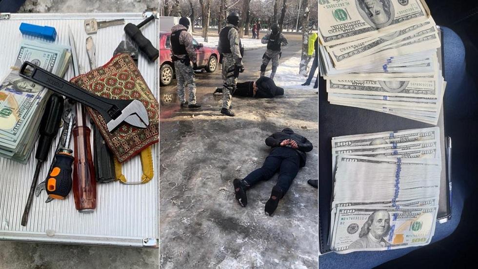 Банда квартирных воров обезврежена в Алматы