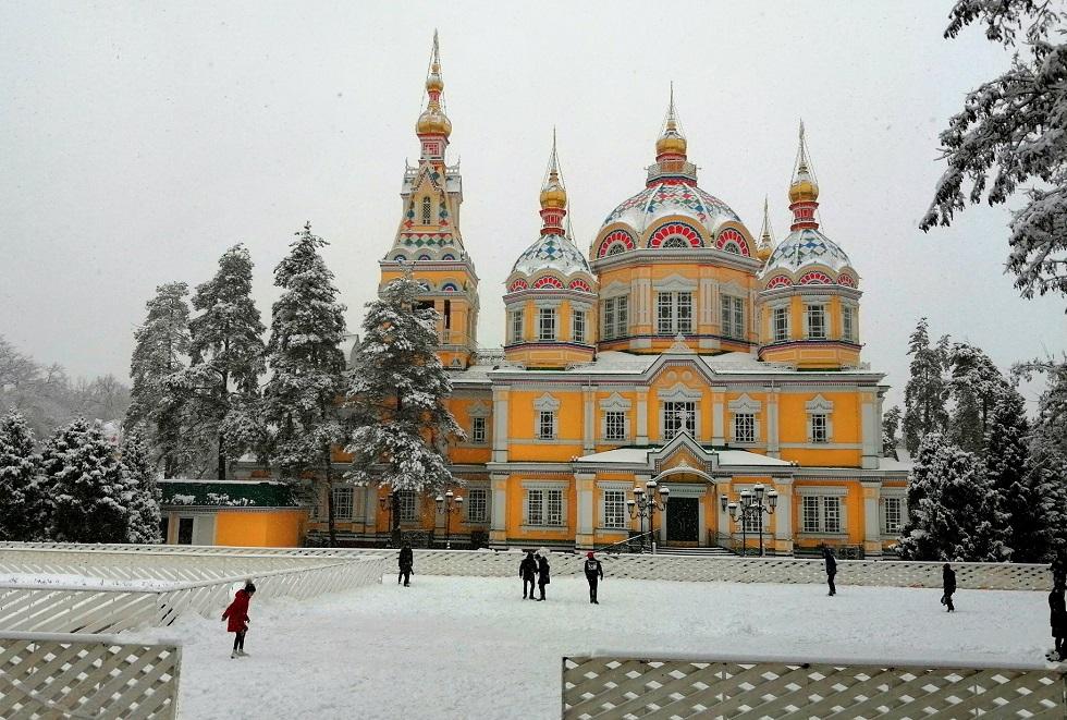 Погода в Алматы с 24 февраля по 1 марта 2020