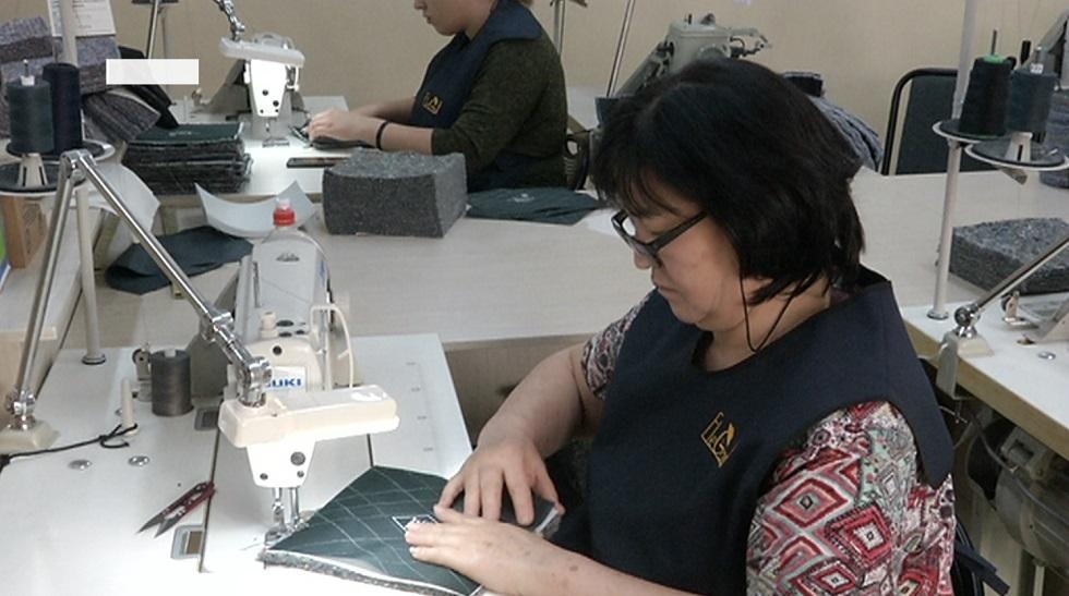 Проблемы легкой промышленности обсудили сенаторы в Алматы