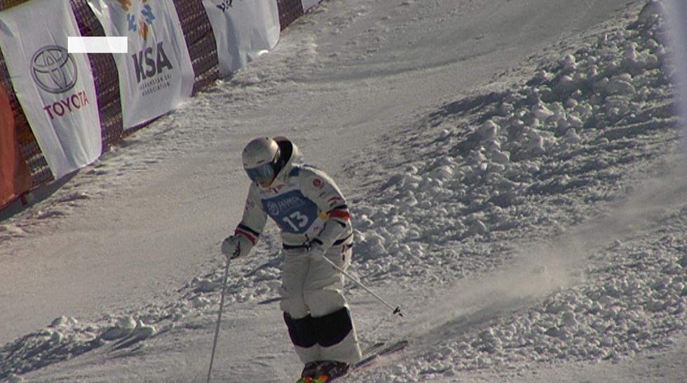 Этап Кубка мира по могулу завершился в Алматы