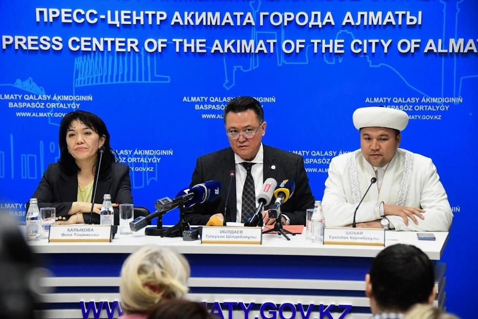 Коронавирус в Алматы не зарегистрирован