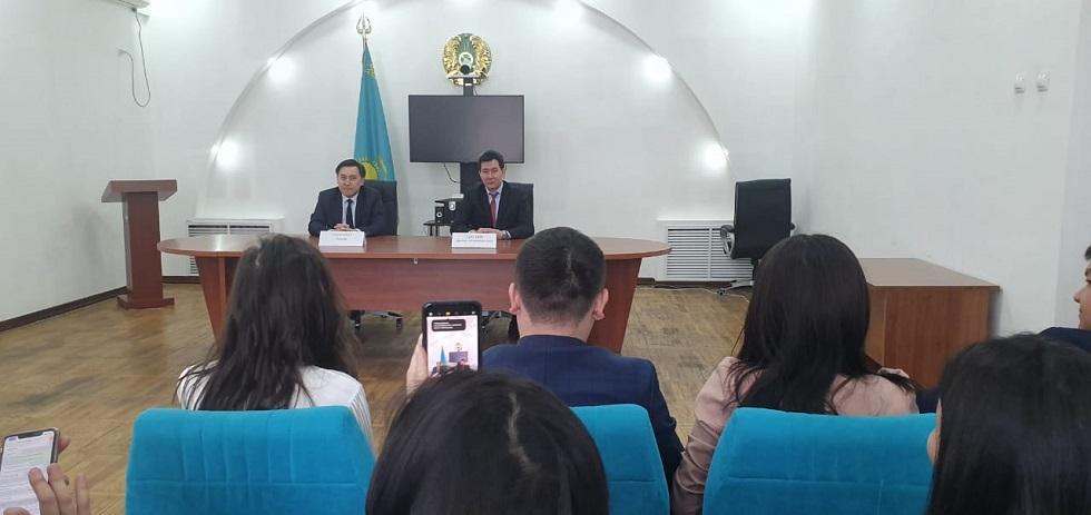 Изменения в законодательстве в сфере госслужбы разъяснили в Алматы