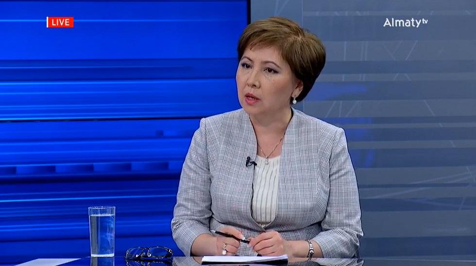 Карлыгаш Абдижаббарова в эфире Akimat LIVE