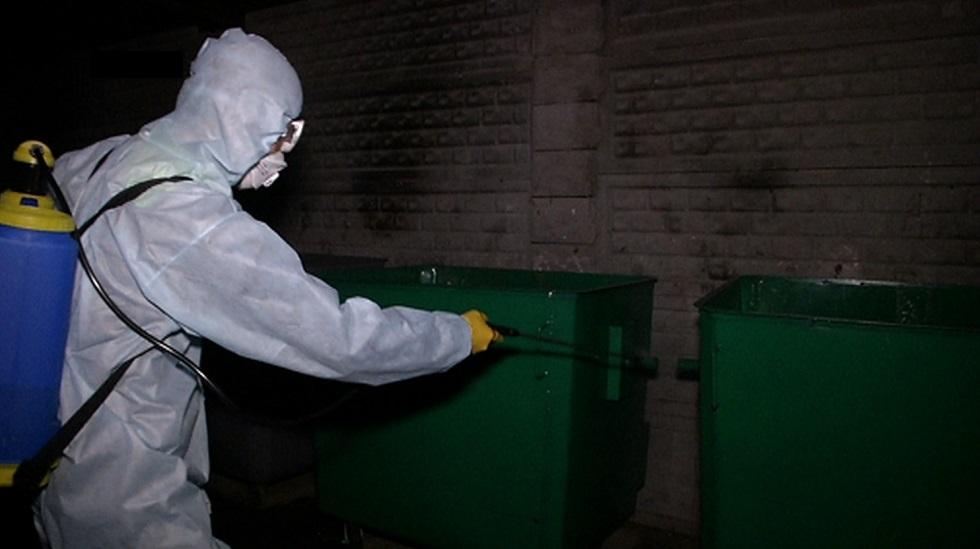 В Алматы усилены меры по недопущению распространения коронавируса