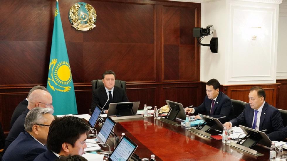 Правительство Казахстана утвердило пакет антикризисных мер